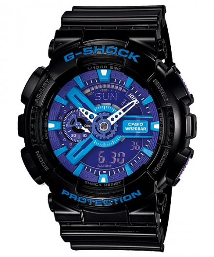 Zegarek Casio GA-110HC-1AER G-Shock GA-110HC -1AER