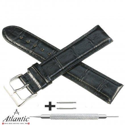 Oryginalny Pasek Atlantic Model PA ATL L168.01.21S 21 mm