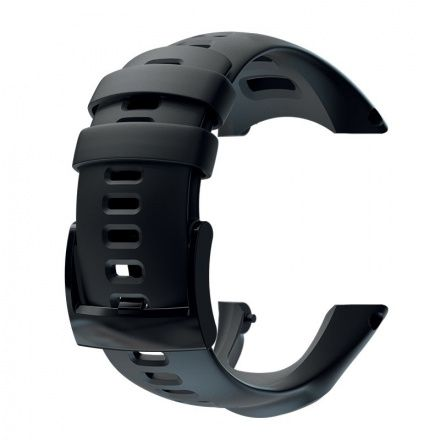 Pasek Suunto SS021087000 Do Ambit3 Sport Black Silicone