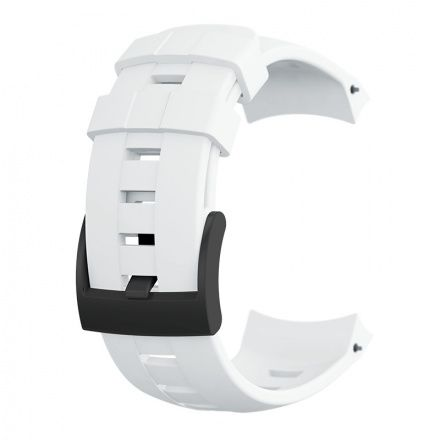 Pasek Suunto SS022005000 Do Ambit3 Vertical White Silicone