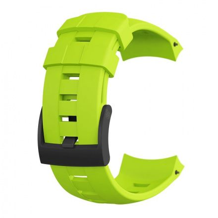 Pasek Suunto SS022007000 Do Ambit3 Vertical Lime Silicone