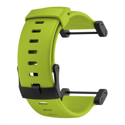 Pasek Suunto SS020798000 Do Core Crush Lime Flat Silicone