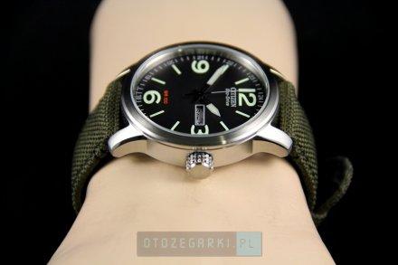 Citizen BM8470-11EE Zegarek Męski na pasku Citizen Classic BM8470 11EE