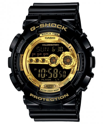 Zegarek Casio GD-100GB-1ER G-Shock GD-100GB -1ER