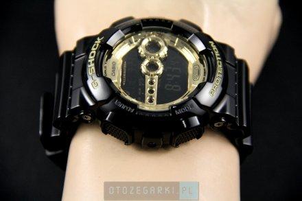 Zegarek Casio GD-100GB-1ER G-Shock GD-100GB -1ER