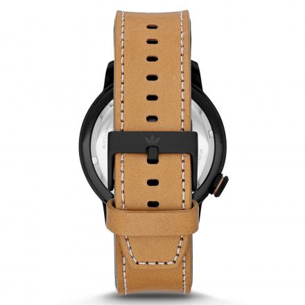 Pasek ADIDAS - Oryginalny pasek ze skóry do zegarka Adidas