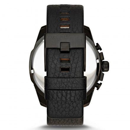 Pasek DIESEL - Oryginalny pasek ze skóry do zegarka Diesel