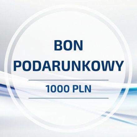 BON PODARUNKOWY o wartości 1000 PLN