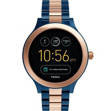 Zegarek Fossil Q FTW6002 - FossilQ Venture Smartwatch