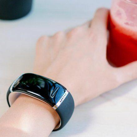 Smartwatch Garett Ione Biały/Czarny