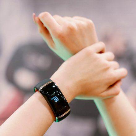 Smartwatch Garett Ione Czerwony/Czarny