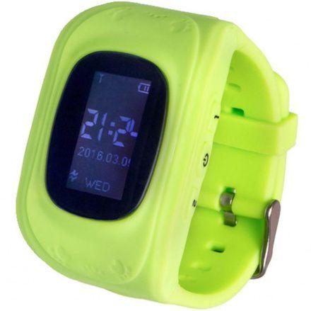 Smartwatch Lokalizator Garett Kids1 Zielony