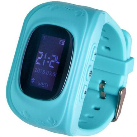 Smartwatch Lokalizator Garett Kids1 Niebieski