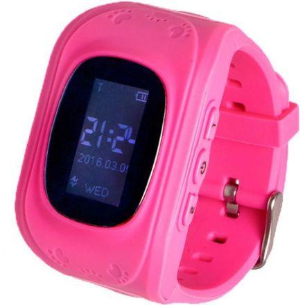 Smartwatch Lokalizator Garett Kids1 Różowy