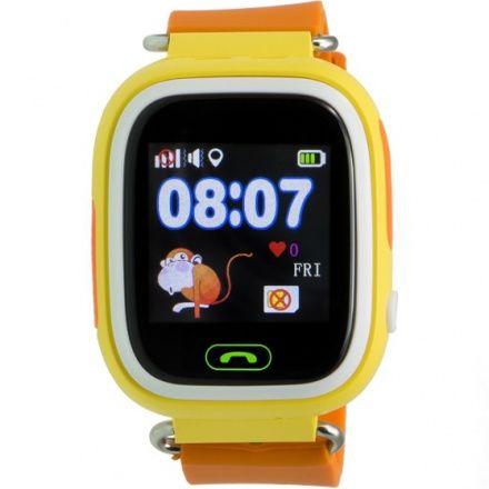 Smartwatch Lokalizator Garett Kids2 Pomarańczowy