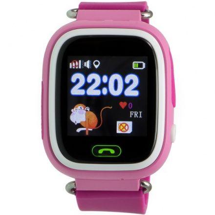 Smartwatch Lokalizator Garett Kids2 Różowy