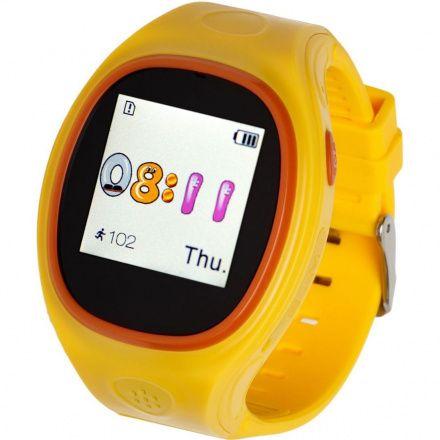 Smartwatch Lokalizator Garett Kids3 Żółty