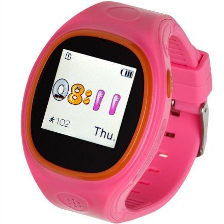 Smartwatch Lokalizator Garett Kids3 Różowy