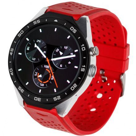 Smartwatch Garett Expert Czerwony