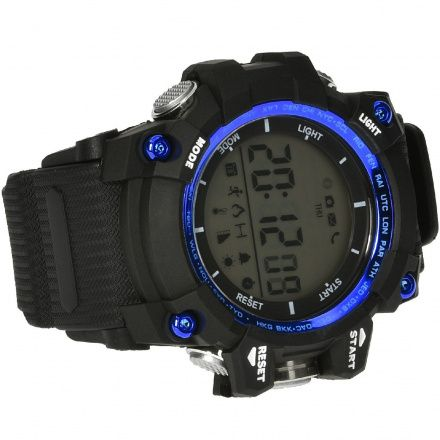Smartwatch Garett Strong Czarno-Niebieski