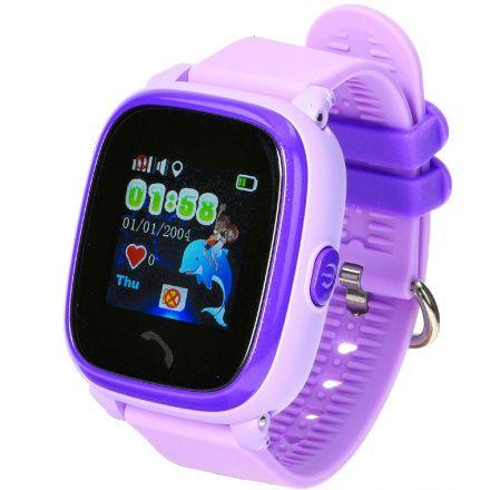 Smartwatch Lokalizator Garett Kids4 Fioletowy