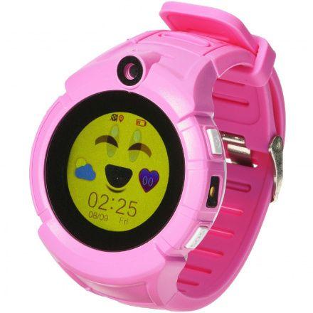 Smartwatch Lokalizator Garett Kids5 Różowy