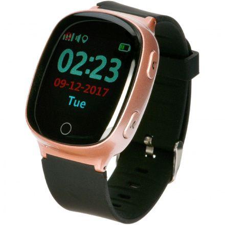 Smartwatch Lokalizator Garett Gps3 Różowy