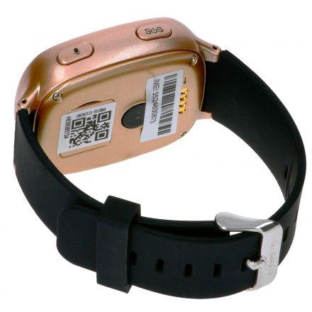 Smartwatch Lokalizator Garett Gps3 Złoty