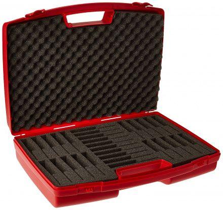 Suunto SS004975000 Czerwony Plastikowy Futerał Na Kompasy