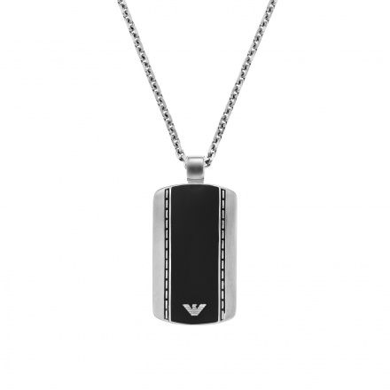 Naszyjnik Emporio Armani EGS1921040 Oryginalna Biżuteria EA - SALE -30%