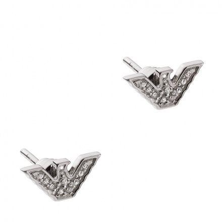 Kolczyki Emporio Armani Eg3027040 Oryginalna Biżuteria EA