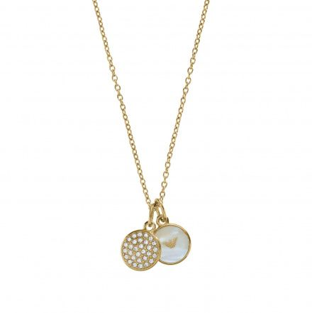Naszyjnik Emporio Armani EGS2157710 Oryginalna Biżuteria EA