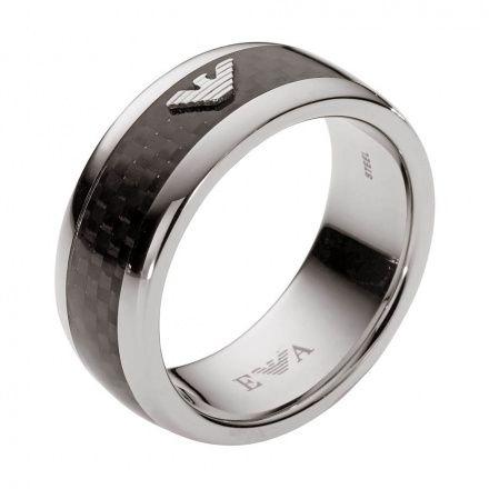 Obrączka Emporio Armani EGS1602040 Oryginalna Biżuteria EA