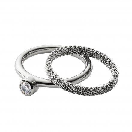 Biżuteria Skagen - SKJ0835 Pierścionek SKJ0835040 - SALE -30%