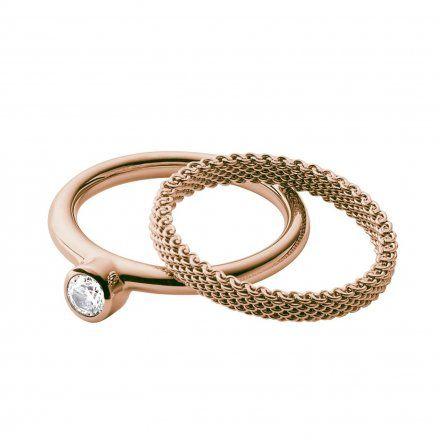 Biżuteria Skagen - SKJ0852791503 - Pierścionek SKJ0852 - SALE -30%