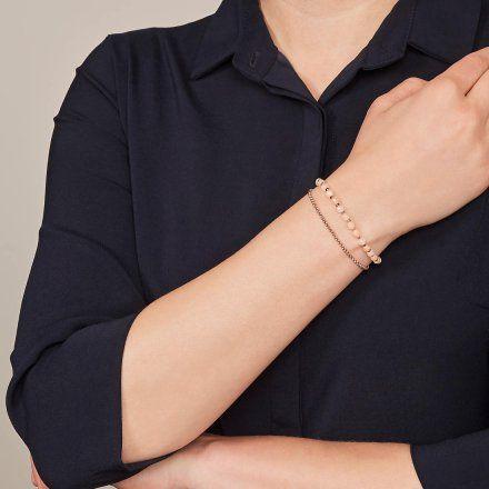 Biżuteria Fossil - Bransoleta JA6851791