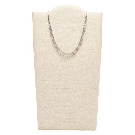 Biżuteria Fossil - Naszyjnik JA6917040 - SALE -40%