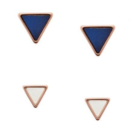 Biżuteria Fossil - Kolczyki JF02764791 - SALE -30%