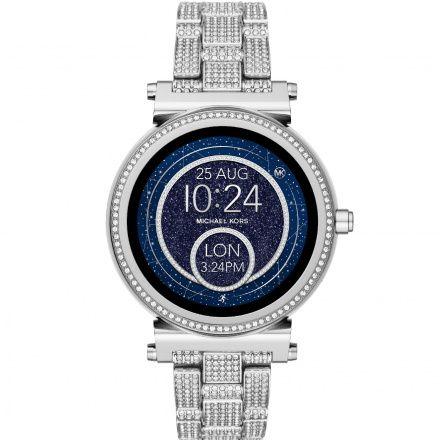 Smartwatch Michael Kors MKT5024 Sofie - Zegarek MK Access - SALE -30%