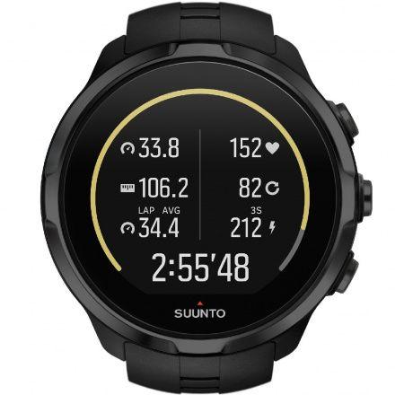 Suunto SS022662000 Spartan Sport Wrist HR All Black