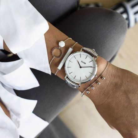 Bransoletka Cluse Idylle CLJ12008 - modna biżuteria Cluse