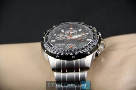 Citizen JY0020-64E Zegarek Męski Eco Drive Citizen Radiocontrol