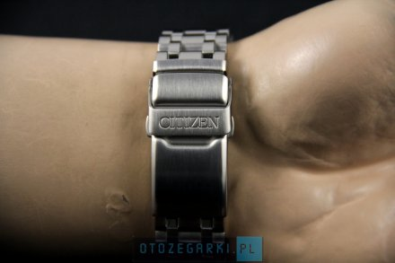 Citizen AS4020-52E Zegarek Męski Eco Drive Citizen Radiocontrol