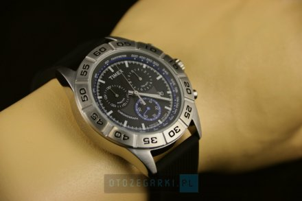 T2N884 Zegarek Męski Timex Chronograph T2N884