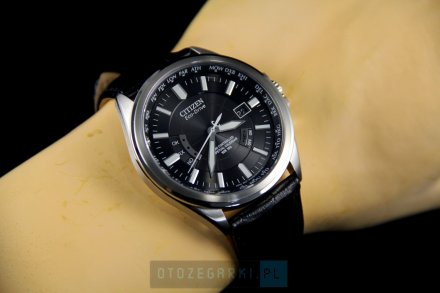 Citizen CB0010-02E Zegarek Męski Eco Drive Citizen Radiocontrol