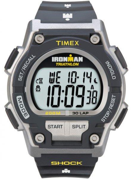 T5K195 Zegarek Męski Timex Ironman Shock-Resistant 30-Lap T5K195