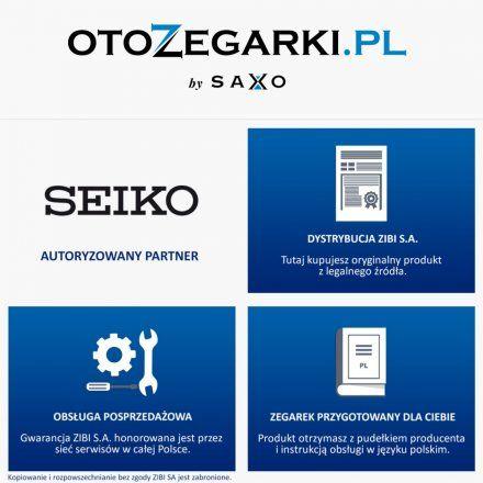 Seiko SNZG13K1 Zegarek Męski SNZG13K1 Automatic