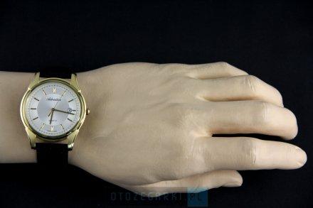 Zegarek Męski Adriatica na Pasku A1116.1213Q - Zegarek Kwarcowy Swiss Made