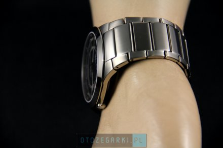 Zegarek Męski Adriatica na bransolecie A1175.4114Q - Zegarek Kwarcowy Swiss Made