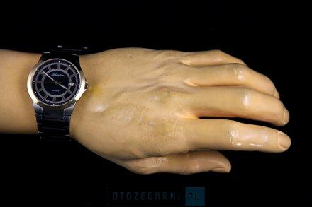 Zegarek Męski Adriatica na bransolecie A1175.6114Q - Zegarek Kwarcowy Swiss Made